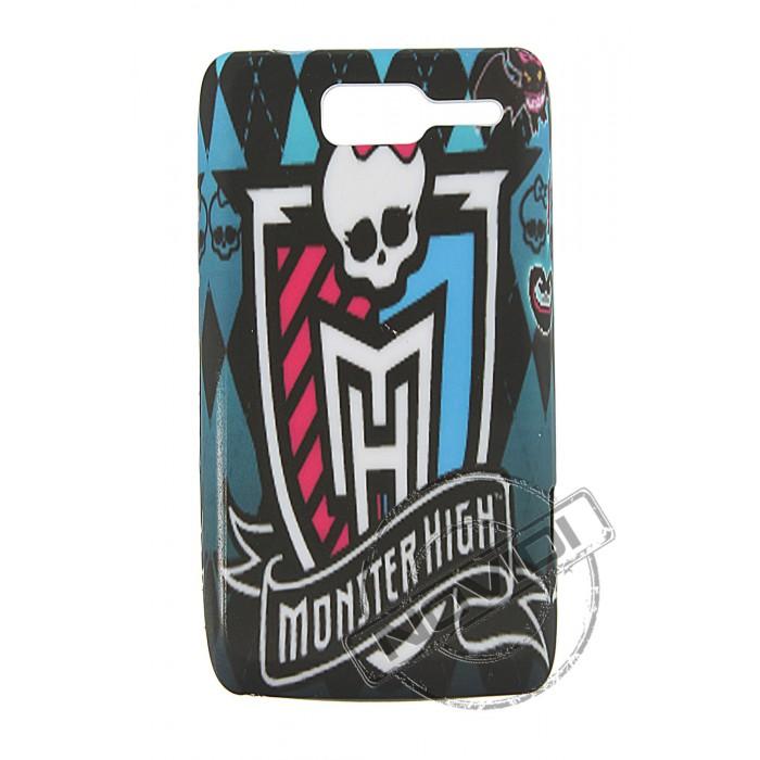 Capa Personalizada Monster High para Motorola Razr D1 XT916 / XT918