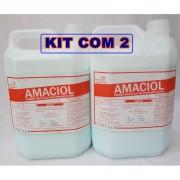AMACIOL AMACIANTE SUPER CONCENTRADO KIT C/2