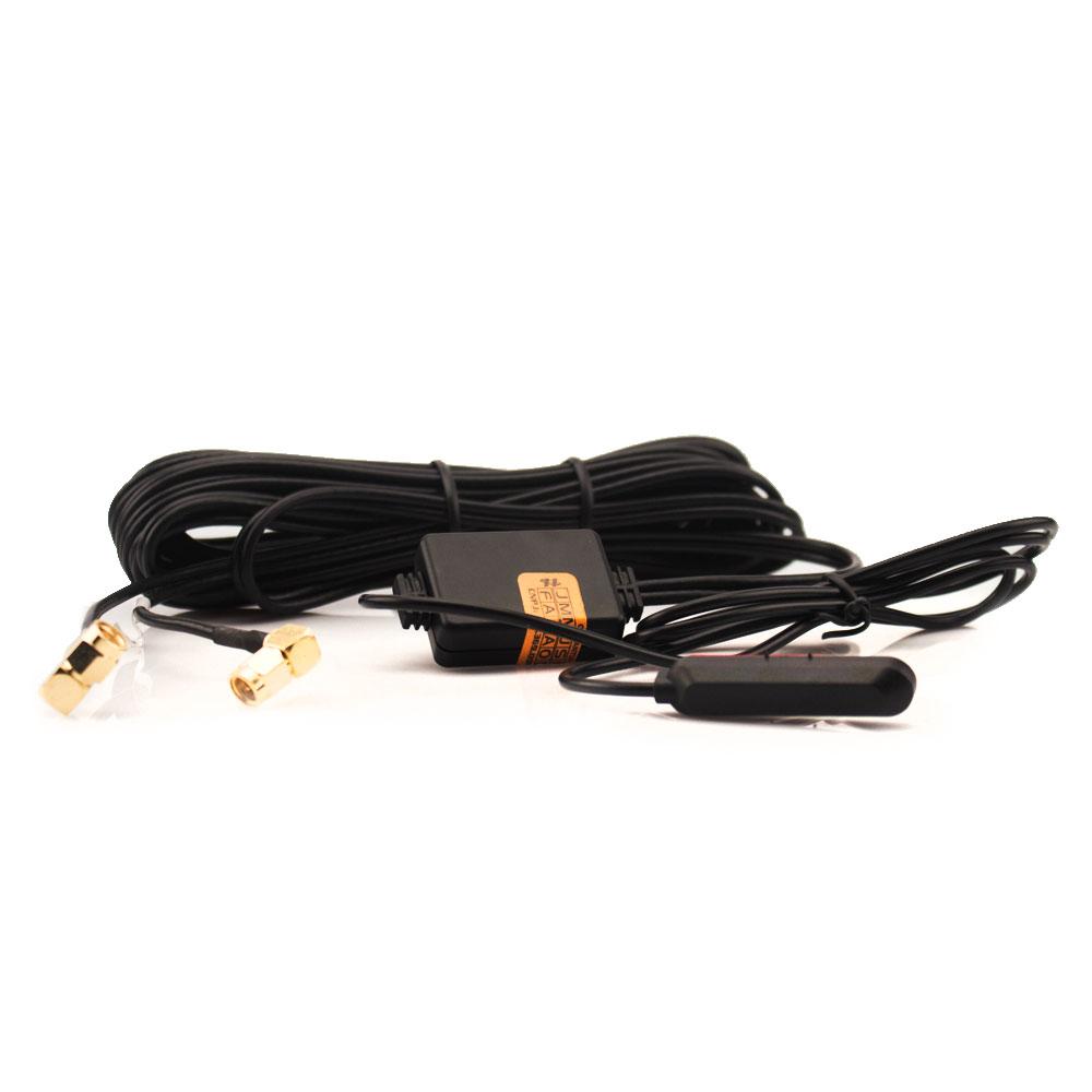 Antena amplificador de sinal hurricane gps e tv digital - Amplificador de antena ...