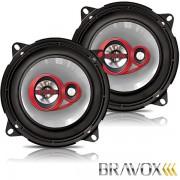 Alto falante 5� Bravox B3X50 (40W RMS/4 Ohms) - PAR - AutoParts Online