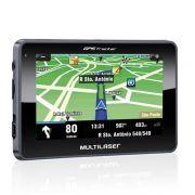 Navegador GPS Multilaser 4.3� Tracker III GP033
