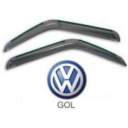 Calha de Chuva Mar�on p/ Volkswagem Gol / Voyage / Parati / Saveiro antigos todos 2 e Fiat 147 VW-04