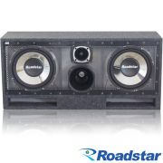 Caixa de Som Amplificada Roadstar RS-1052AMP 3500w Ilumina��o Neon Azul - AutoParts Online