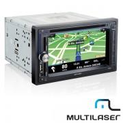 DVD Am/FM Automotivo Multilaser