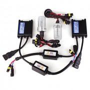 Kit Xenon H3 8000k 12v 35w Reator Slim