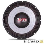 Woofer 12� Bravox Rave RV12 - SW - S4 5.1 KW (1800W RMS  4 OHMS)