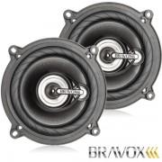 Alto Falante 5,5� Bravox Triaxial TR 55 VW 01 80/40w 4 ohms - PAR - AutoParts Online