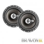 Alto Falante 6� Bravox Triaxial TR 6 Ford 01 100/50w 4 ohms PAR