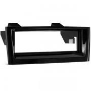Moldura 1 Din para Fiat Punto/Linea Black Piano at� 2012