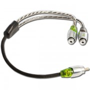 Cabo Y 2F/1M Technoise - SERIES 700 � 30cm � 4mm - Conector Metal � R