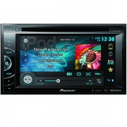 DVD USB Automotivo Pioneer AVH-X2680BT Tela Touch 6.1� Mixtrax Bluetooth