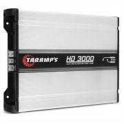 M�dulo Amplificador Taramps Hd3000 3000w Rms 2 Ohms 1 Canal