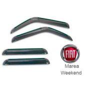 Calha de Chuva Mar�on Fiat Marea weekend 4 portas FI090