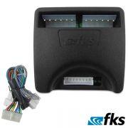 M�dulo de Levantamento de Vidro FKS MLV408 CO Ford Ka 2015 2 Vidros Plug Play