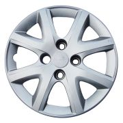 Calota Grid Premium Aro 13 Metalizada Fiat Siena El 1.4 2014