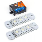 Kit Strobo para Som Automotivo AJK LPS em LED