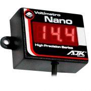 Volt�metro Digital AJK Nano Led vermelho
