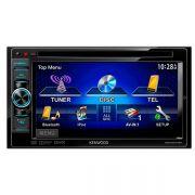 DVD Player Multim�dia JVC DDX3071BT 6,1 Touchscreen CD DVD USB BLUETOOTH