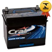 Bateria Automotiva Selada Cral Asian Top Line 70A Direita