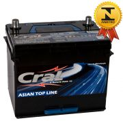 Bateria Automotiva Selada Cral Asian Top Line 80A Direita