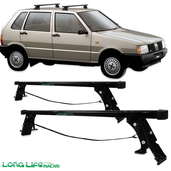 Rack Travessa Fiat Uno Elba Pr 234 Mio 2004 4 Portas F4 60 Kg