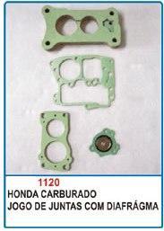 Kit de reparo do carburador para Honda  - Bunnitu Peças e Acessórios