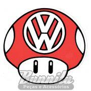 Adesivo modelo - Cogumelo Volkswagen