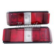 Lanterna traseira vermelha completa para Fiat Spazio - Oggi 1983 à 1986