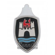 Emblema Bras�o do capo Mod. Americano, Mexicano para VW Fusca at� 1966