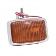 Lanterna aplicação universal com lente âmbar