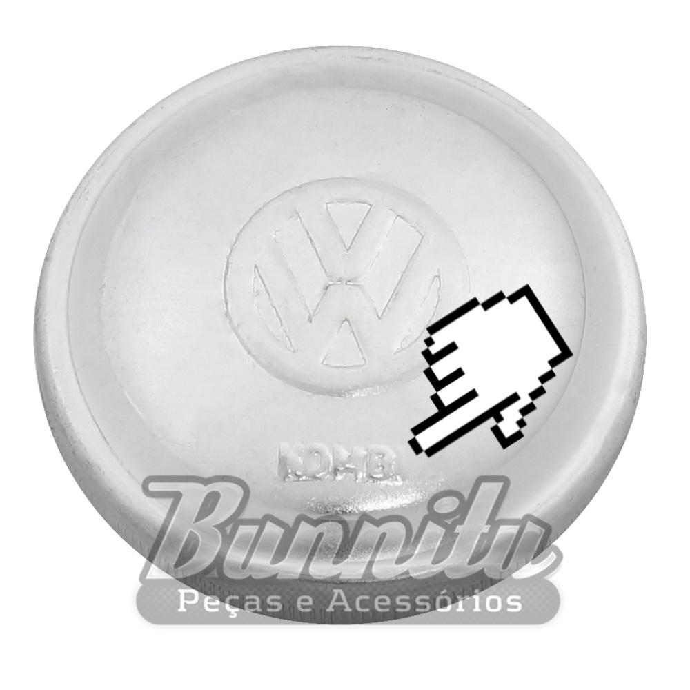 Tampa sem chave do tanque de combustível para VW Kombi até 1981  - Bunnitu Peças e Acessórios
