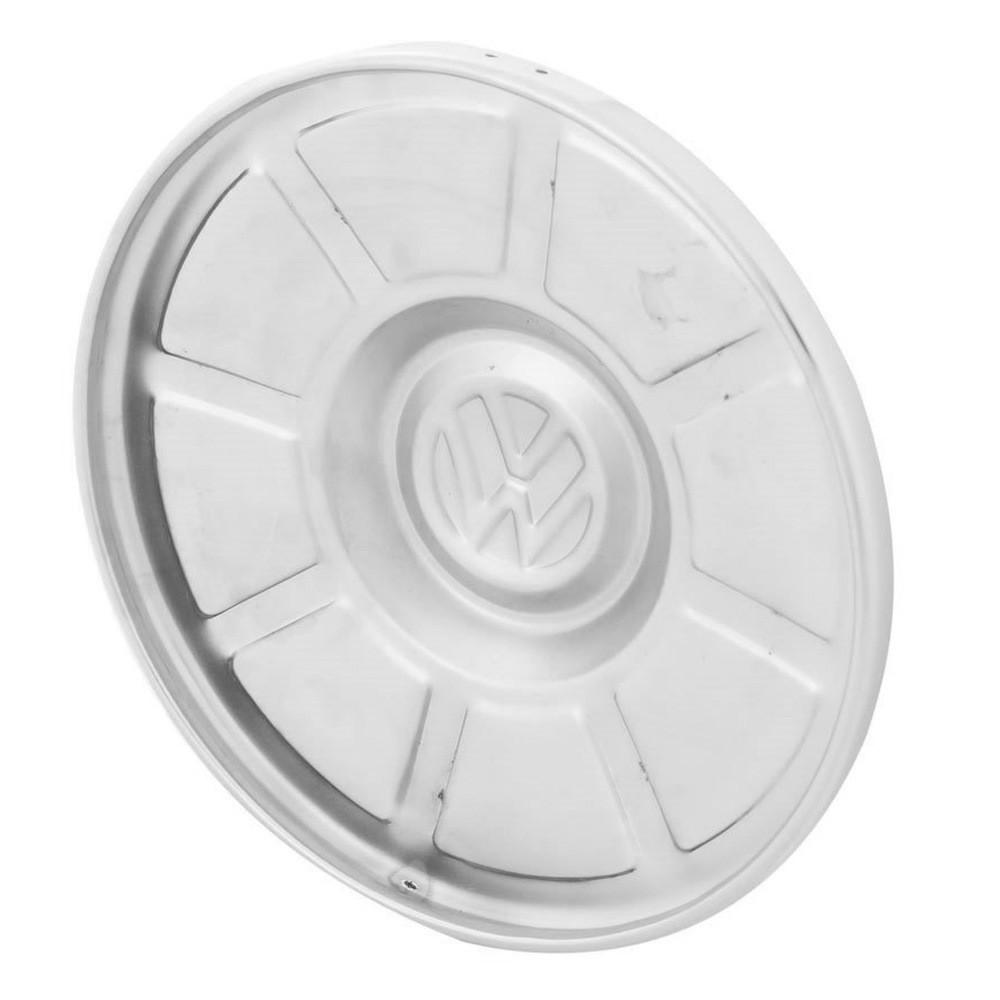 Calota Cromada para roda 4 furos para VW Fusca, Kombi e Zé do Caixão  - Bunnitu Peças e Acessórios