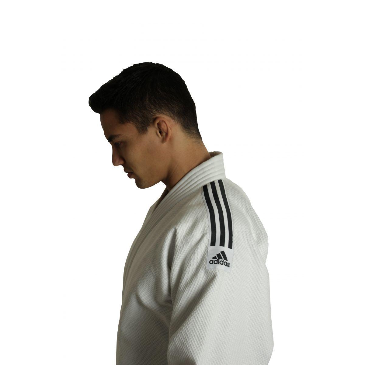 Kimono Judô Adulto Training Branco - Adidas