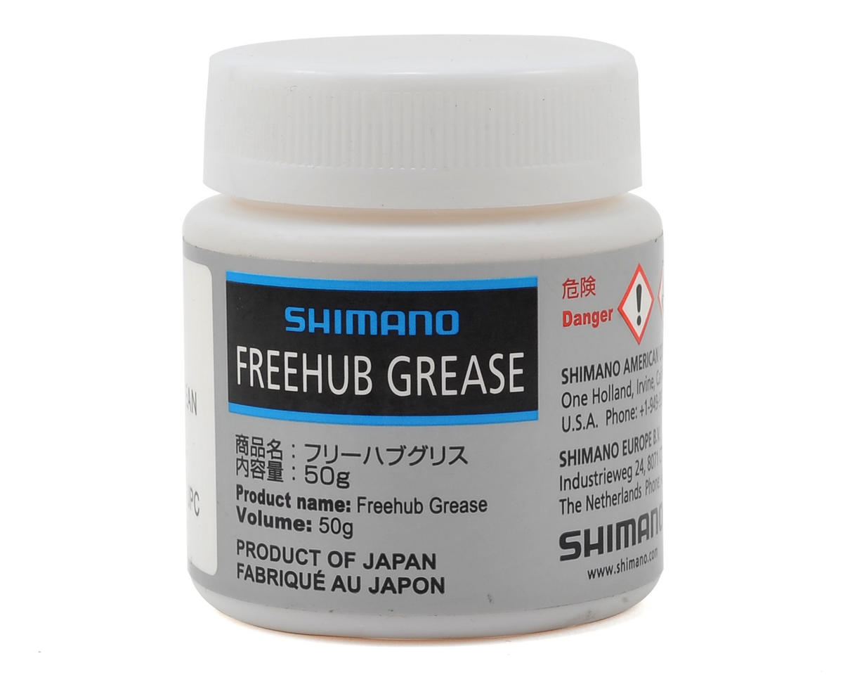 Graxa Shimano Especial para Freehub 50g