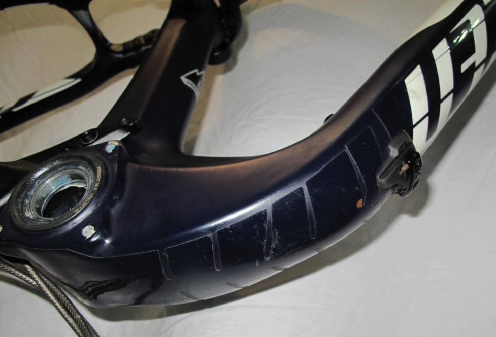 Quadro Specialized Stumpjumper FSR Expert Evo Carbon 650B - SEMI NOVO  - IBIKES