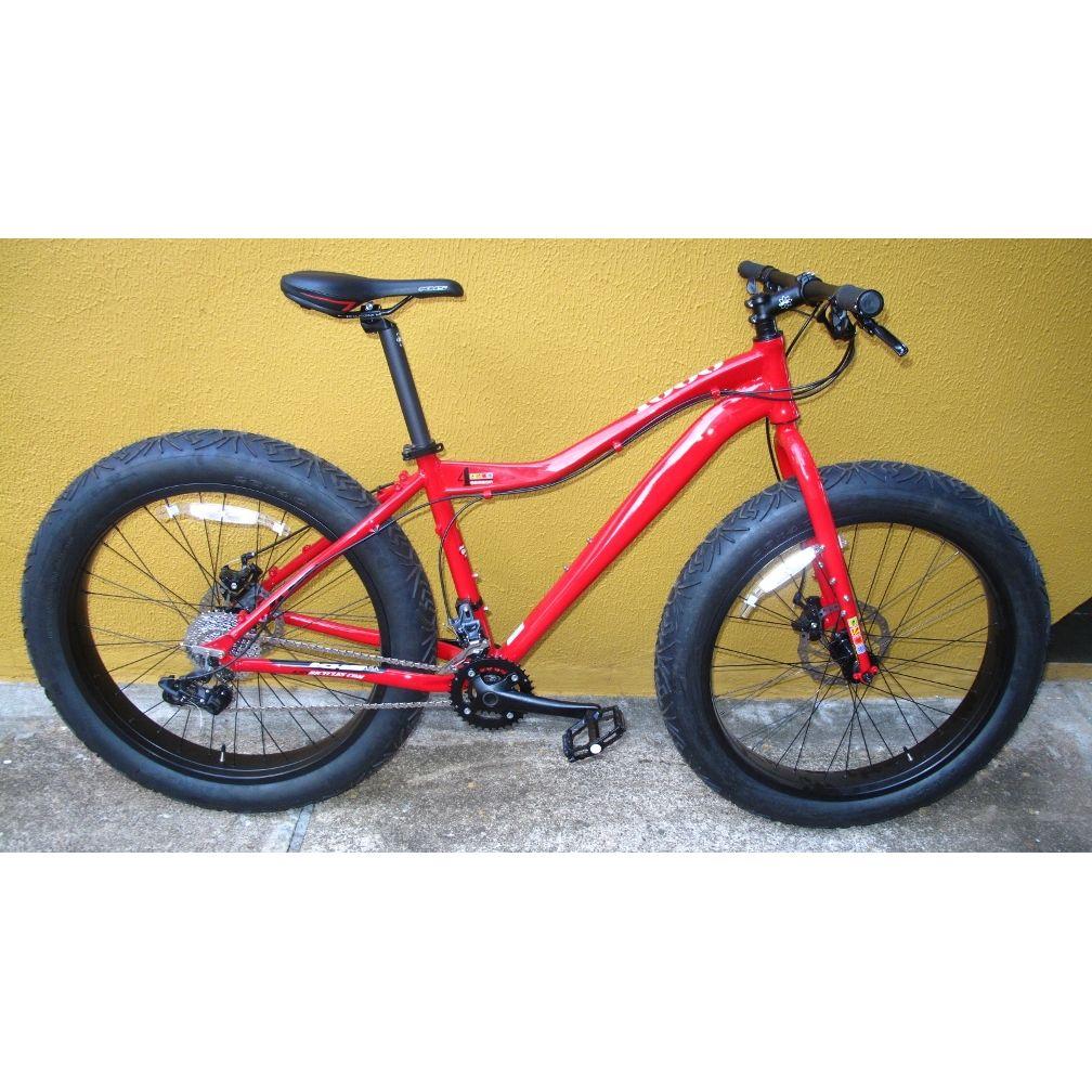 Bicicleta Fat Bike KHS 4 Season 1000