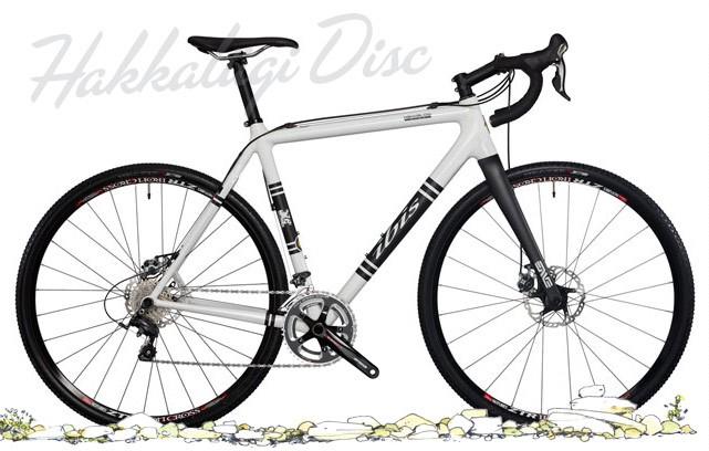Bicicleta Ibis Ciclocross Hakkalugi Disc