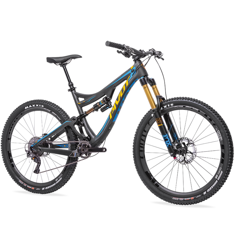 Bicicleta Pivot Mach 6 Carbon
