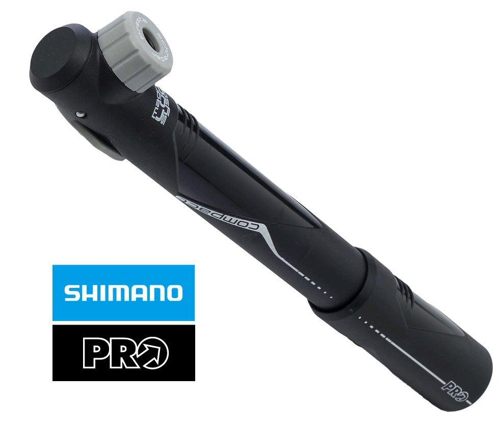 Bomba Mini Compact Telescópia Magnética Shimano Pro