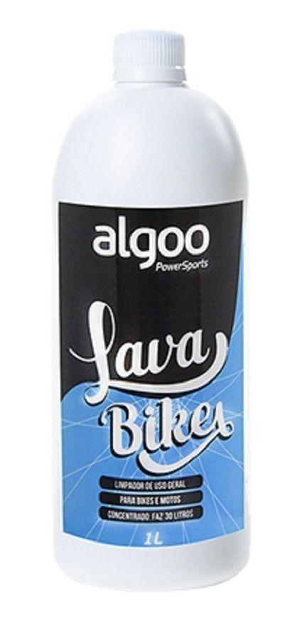 Shampoo Limpador Lava Bikes Algoo