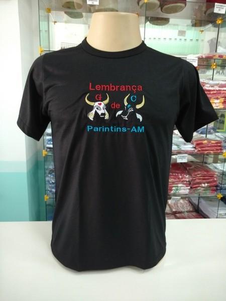 Camisa básica Lembraça de Parintins - Q BOI Produtos do Festival de Parintins