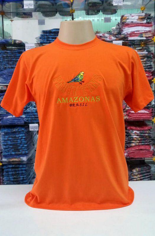 Camisa Básica Parintins 01 - Q BOI Produtos do Festival de Parintins