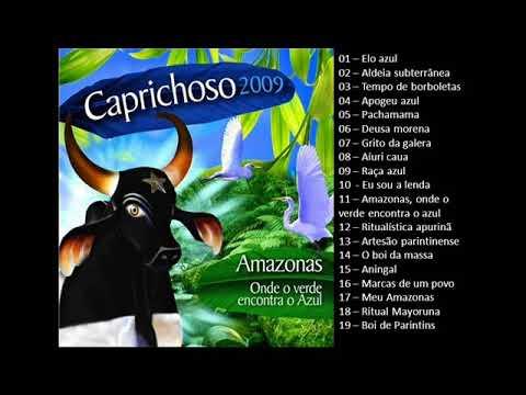 CD CAPRICHOSO 2009 - Q BOI Produtos do Festival de Parintins