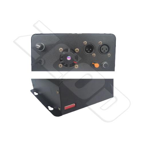 Sistema De Iluminação Moving Head De Led Com DMX