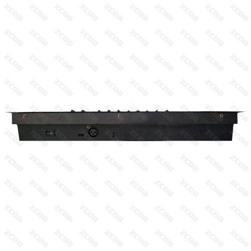 Mesa Controladora DMX 512 Para Sistemas De Iluminação