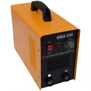 M�quina de solda do tipo inversora mma-200a bivolt