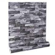 Papel De parede vinílico texturizado tijolo 2223