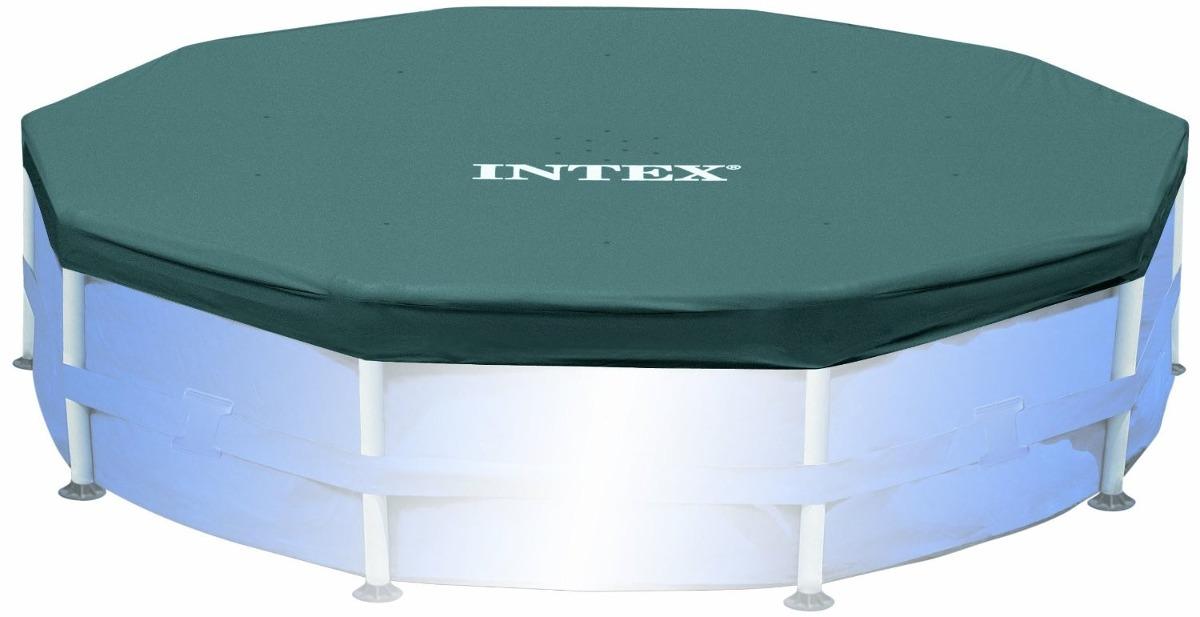 CAPA INTEX PISCINA ESTRUTURAL 3,66 M 366 CM #28031 - GIFTCENTER
