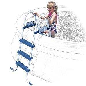 Escada para Piscina Intex 76 a 91 cm de altura original #28060 - GIFTCENTER
