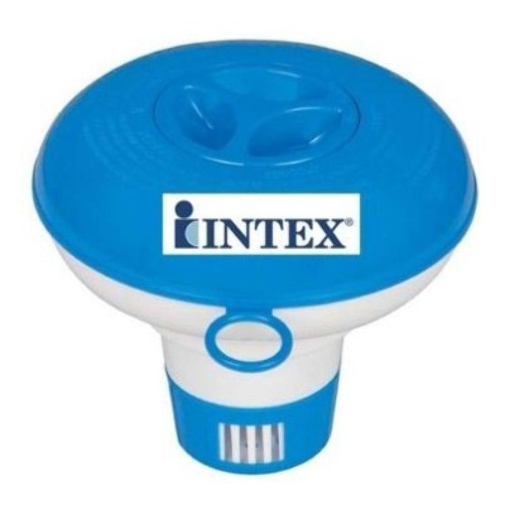 Flutuador Clorador Pequeno 12,7 cm Intex #29040 - GIFTCENTER